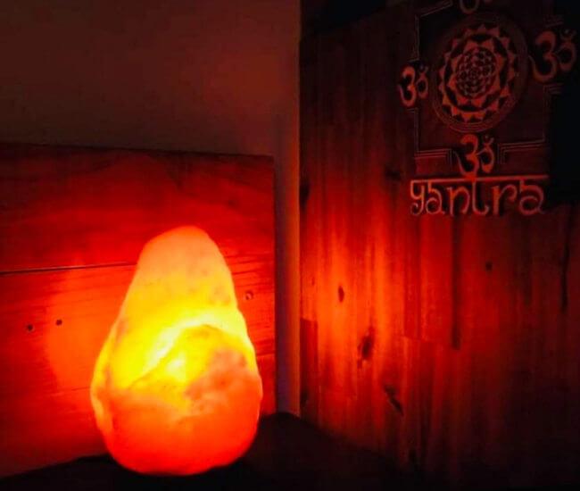 Siddha Marma Point Massage room at Moksha
