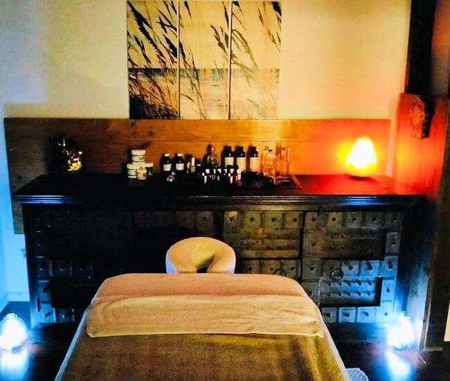 Ayurveda Massage at Moksha